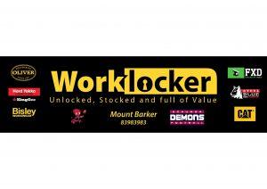 WorkLocker Mt Barker